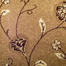 Carved Finesse Mocha (Patterns)