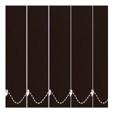 Aqualush Brown (Vertical Blinds)