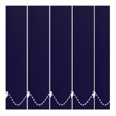 Aqualush Navy (Vertical Blinds)